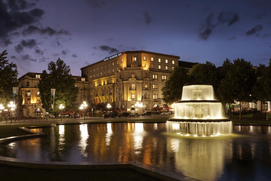 Neues Wellnesshotel: Hotel Nassauer Hof  | Wiesbaden
