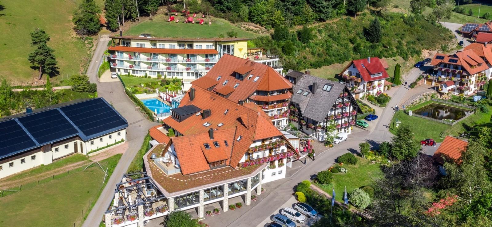 Naturparkhotel Adler St. Roman Bilder | Bild 1
