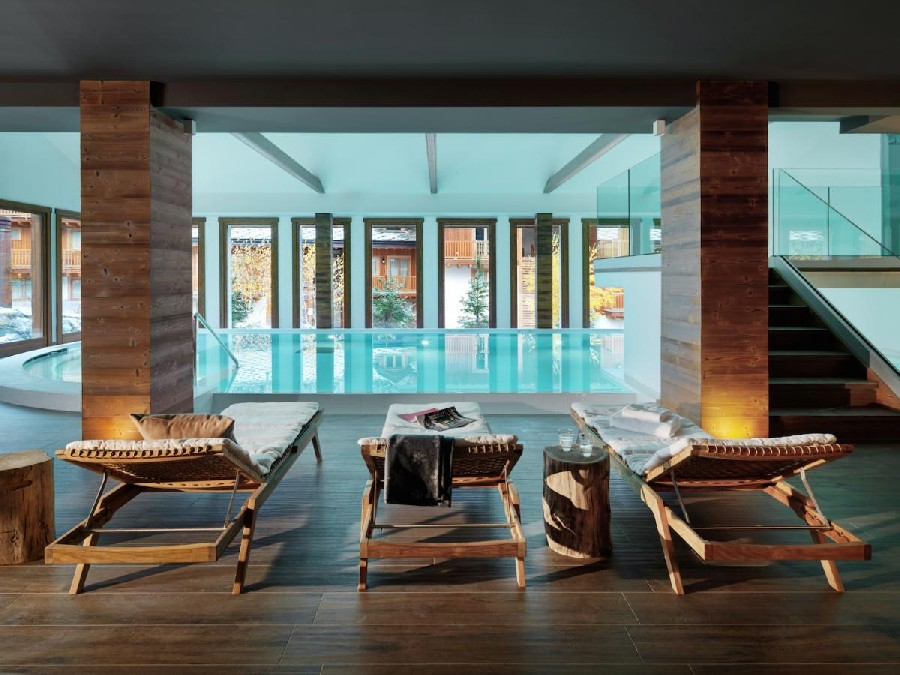 Wellnesshotel nira montana la thuile for Design hotels andalusien