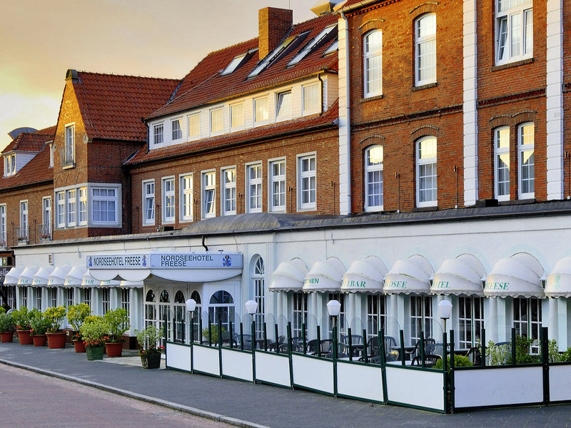 Top Country Line Nordseehotel Freese Bilder | Bild 1