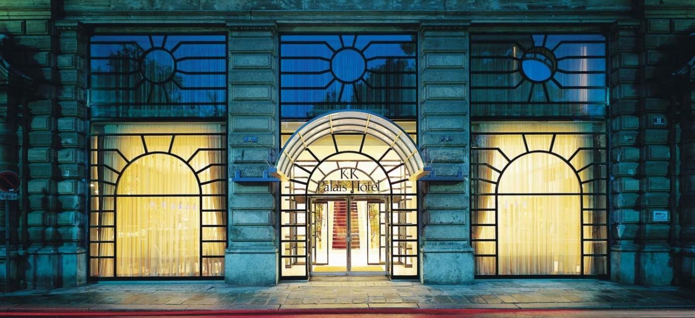 Palais Hotel Wien Bilder | Bild 1