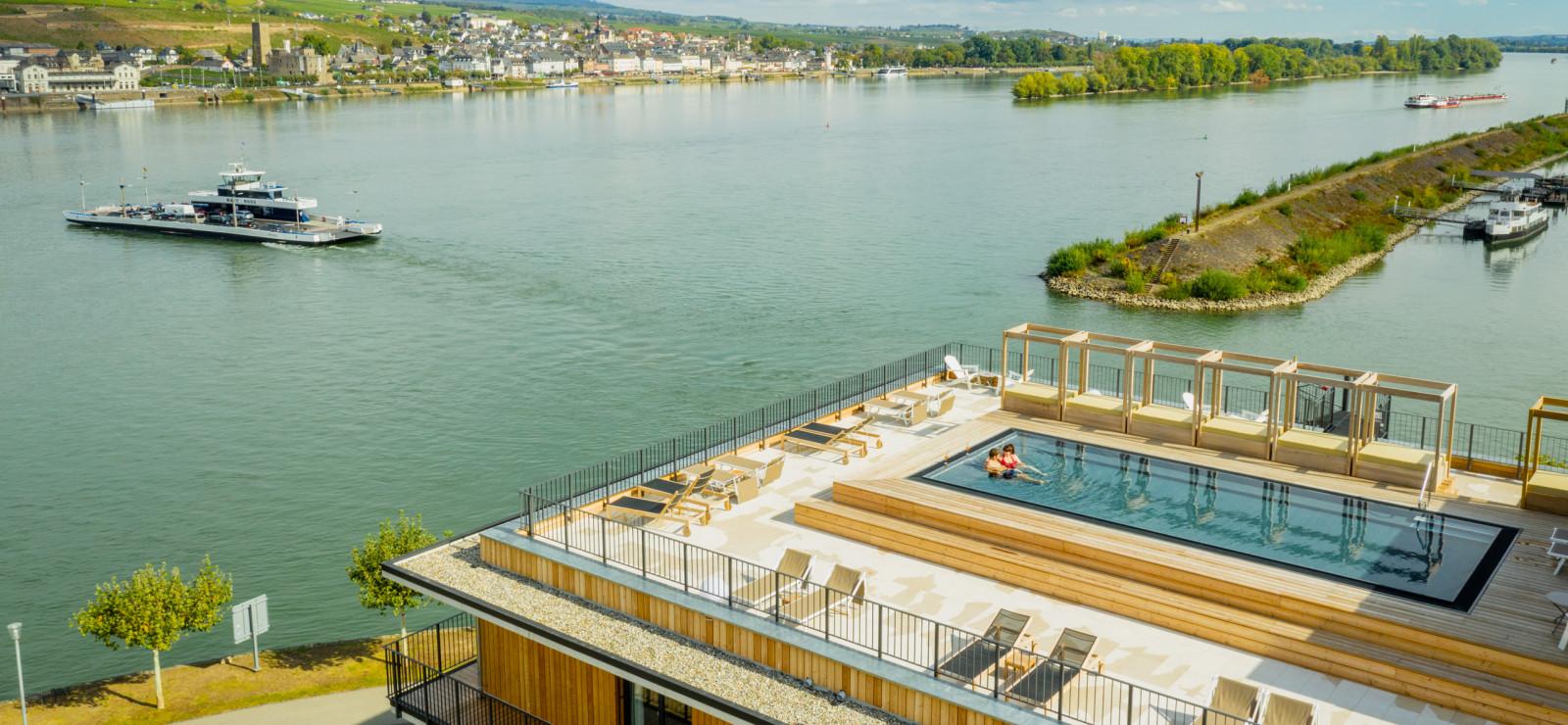 PAPA RHEIN – Hotel & Spa Bilder | Bild 1