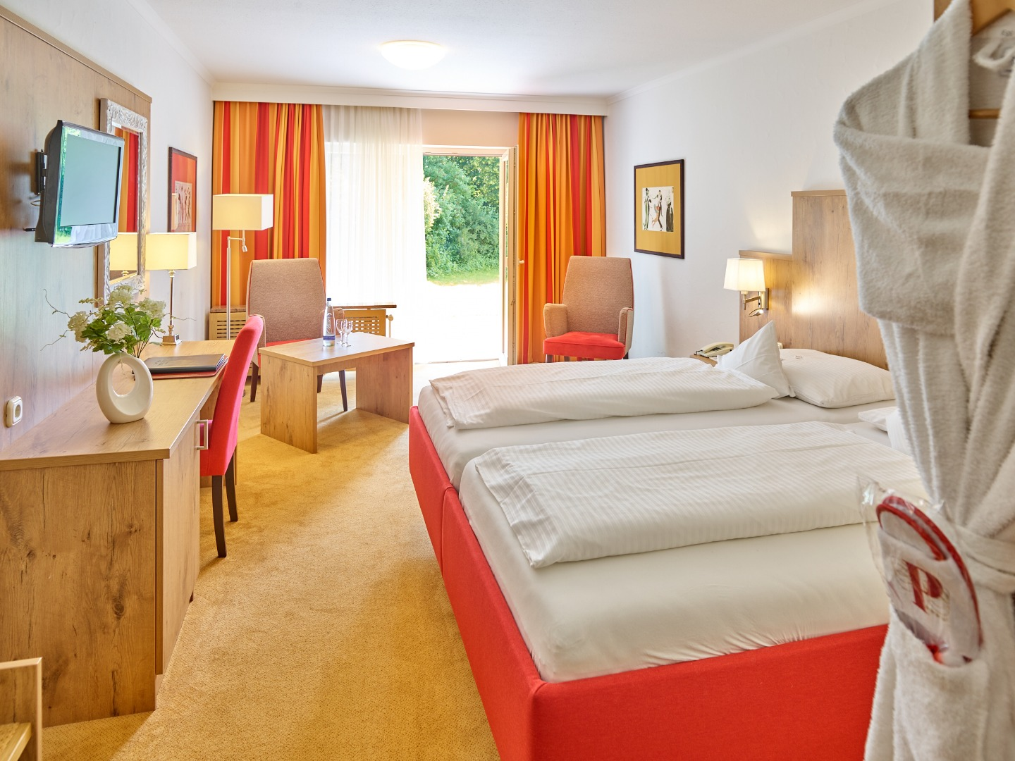 Parkhotel Bad Griesbach » Bad Griesbach » Hotelbewertung