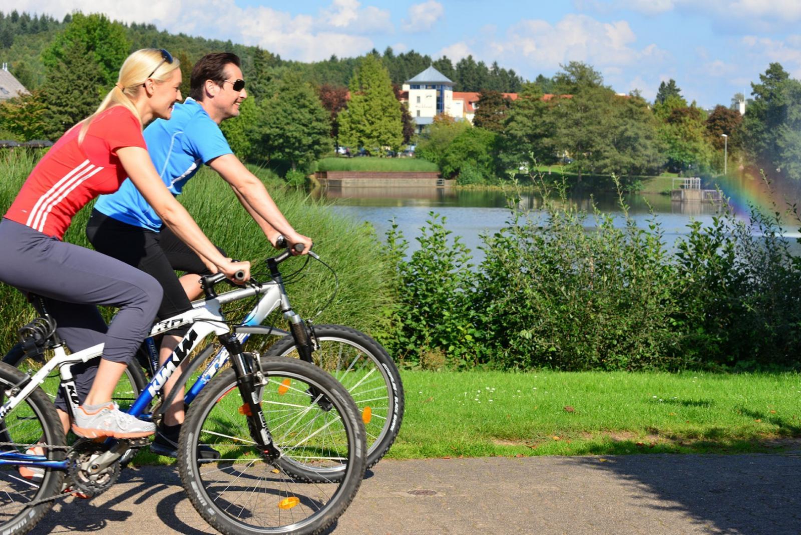 Aura-Healing: Foto vom Wellnesshotel Parkhotel Weiskirchen   Wellness Saarland