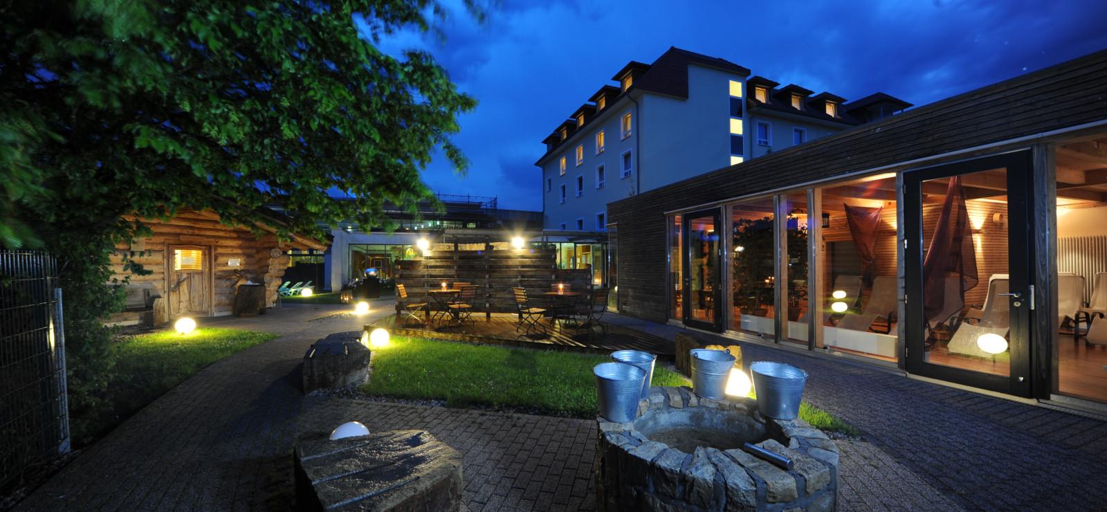 Parkhotel Weiskirchen Bilder | Bild 1