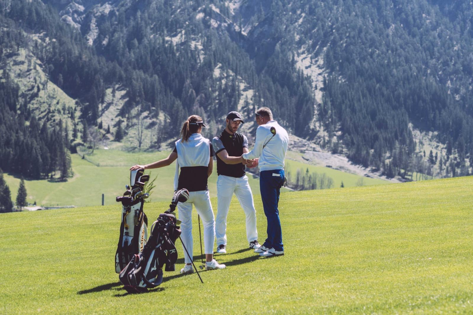 Bild zum Wellness-Angebot Golfertage