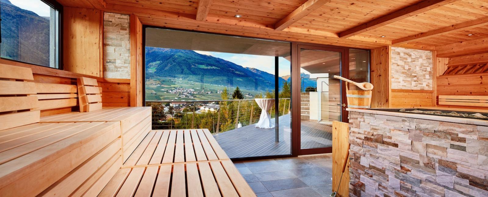Bild zum Wellness-Angebot Schwitzen & Sauna Experience