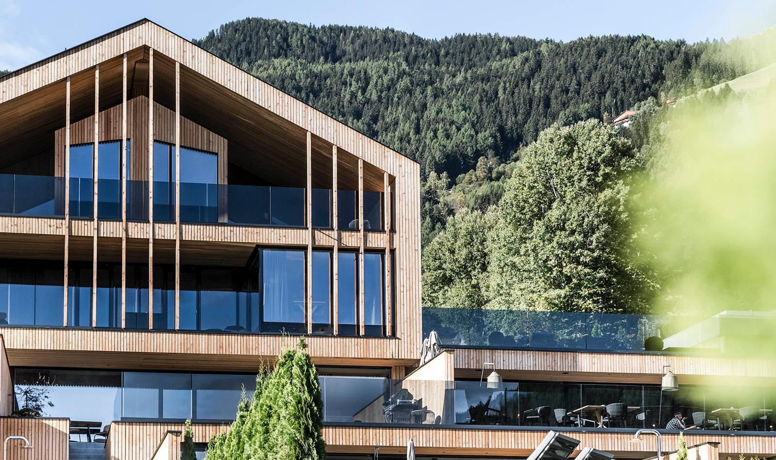 Ganzkörpermassage: Foto vom Wellnesshotel Purmontes – Private Luxury Chalet | Wellness Südtirol