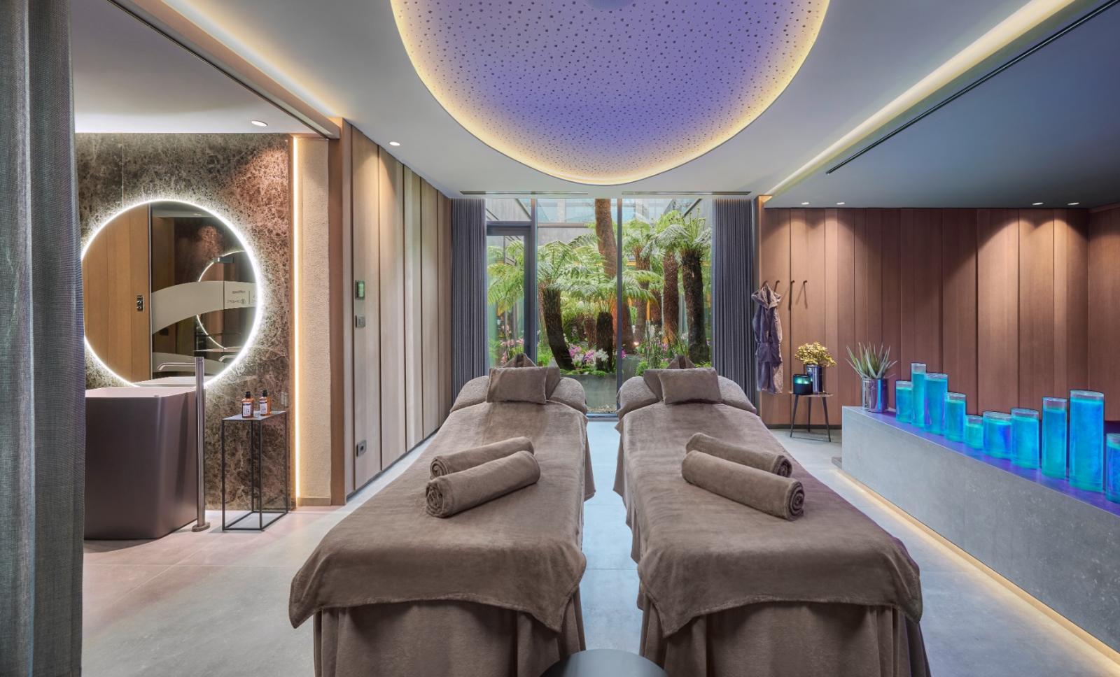Strukturelle Körpertherapie: Foto vom Wellnesshotel Hotel Quellenhof Luxury Resort Lazise   Wellness Venetien
