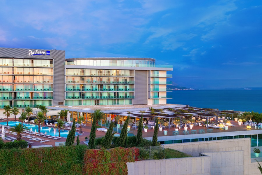 Neues Wellnesshotel: Radisson Blu Resort Split | Split
