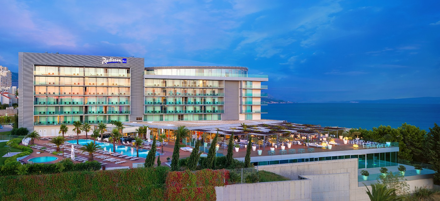 Wellnesshotel Radisson Blu Resort Split | Split