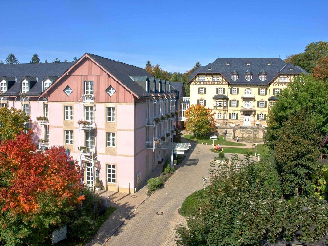 relexa hotel Bad Steben Bilder | Bild 1