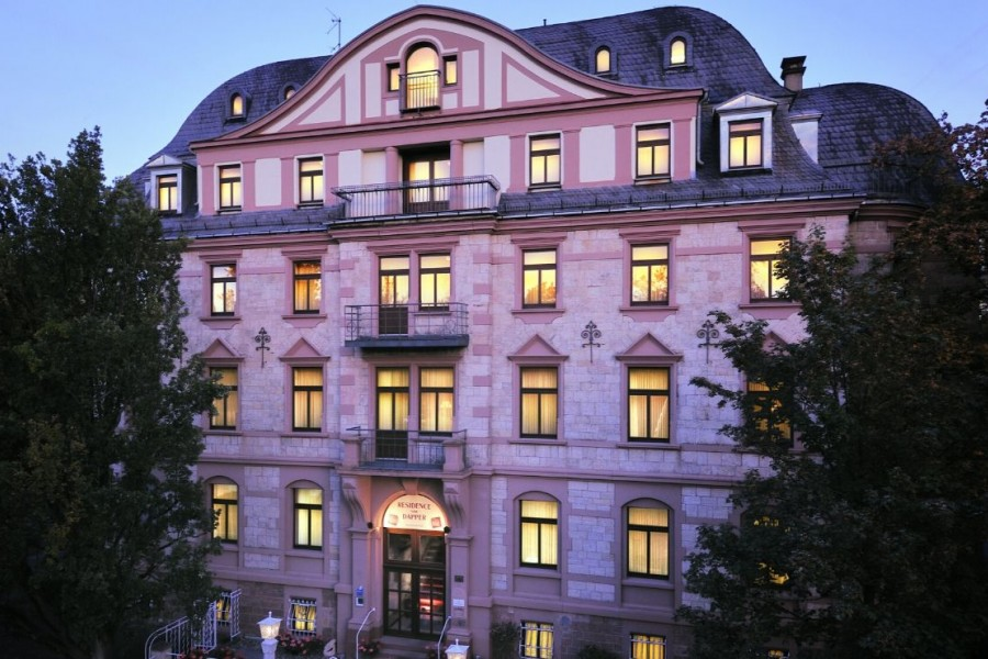 Wellnesshotel WellVital-Hotel Residence von Dapper | Bad Kissingen