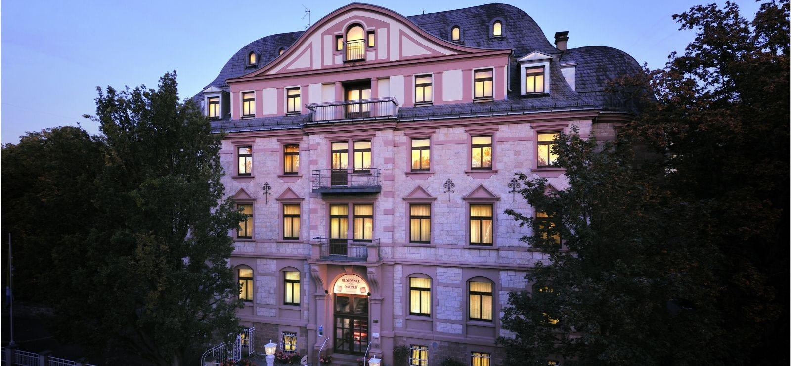 Dappers Hotel |Spa | Genuss Bilder | Bild 1