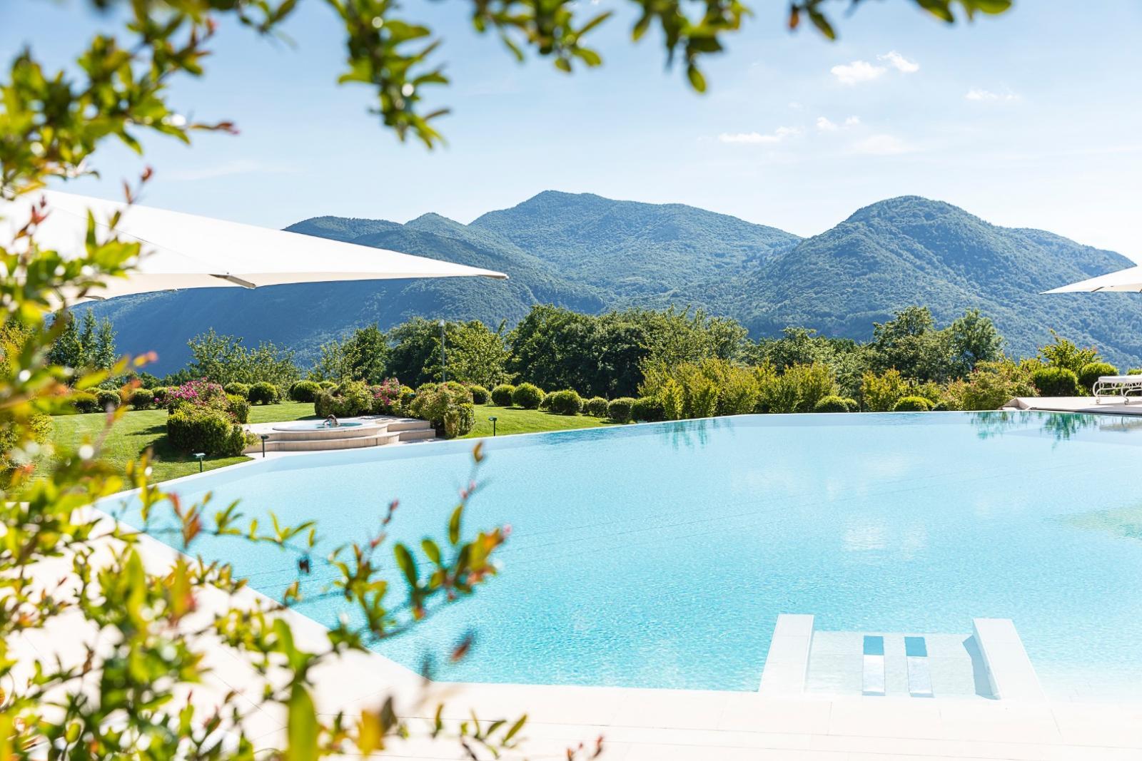 Fastenkur: Foto vom Wellnesshotel Collina d`Oro Resort | Wellness Tessin