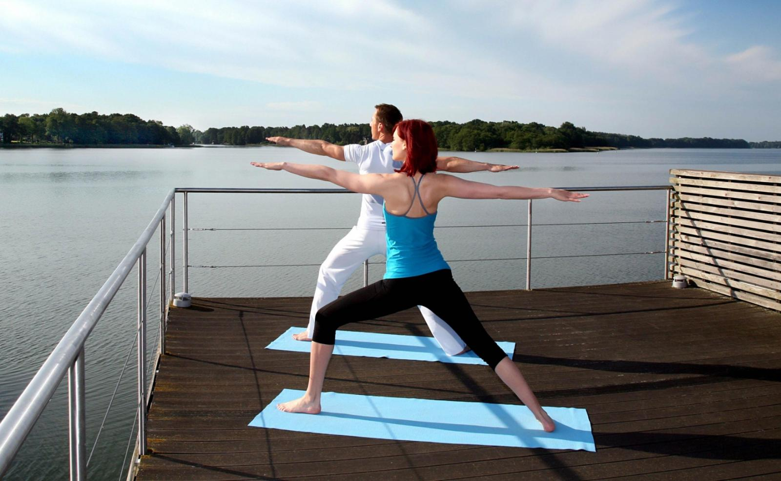 Bild zum Wellness-Angebot YOGA & FASTEN