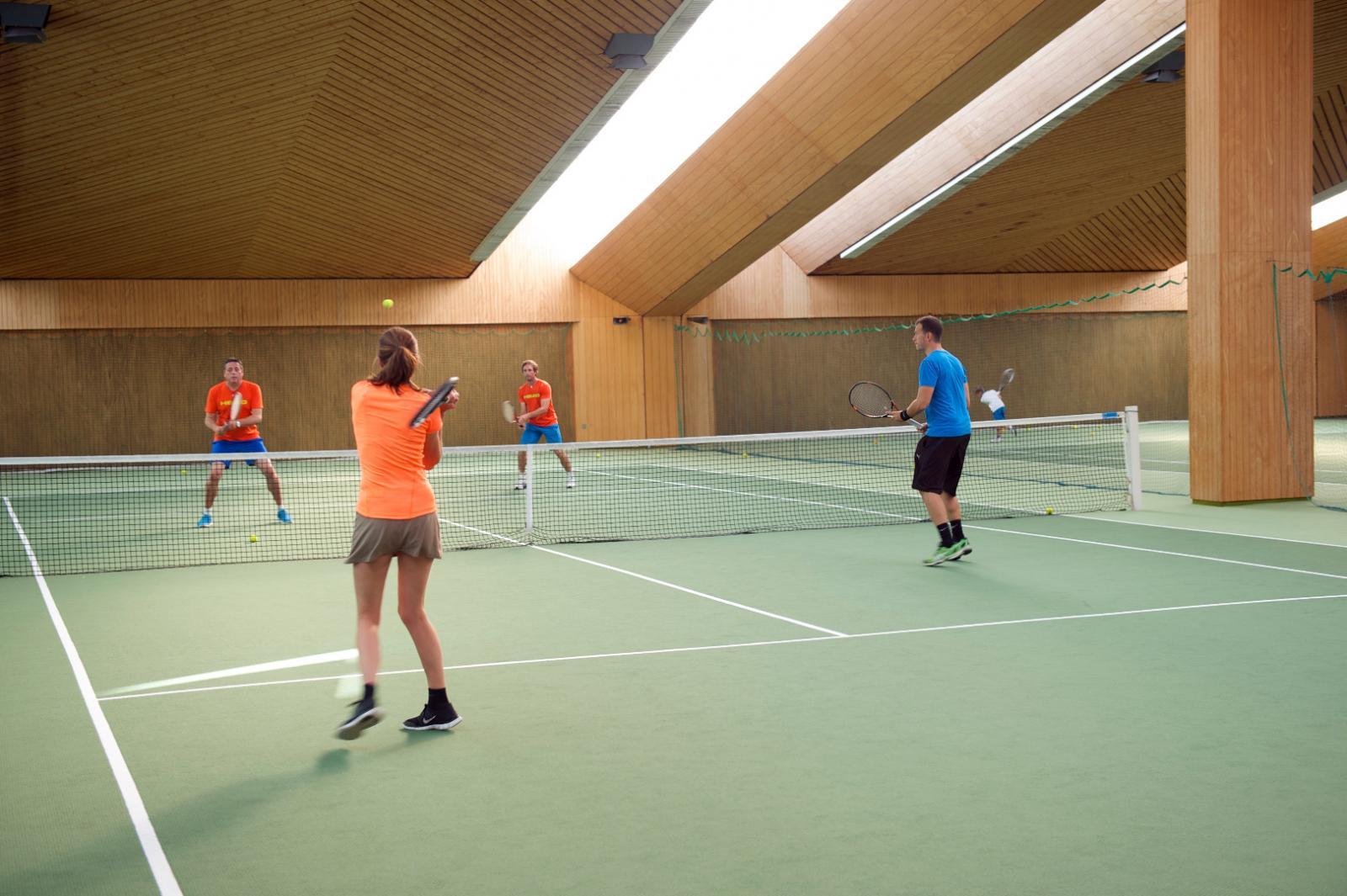 Bild zum Wellness-Angebot Tennis