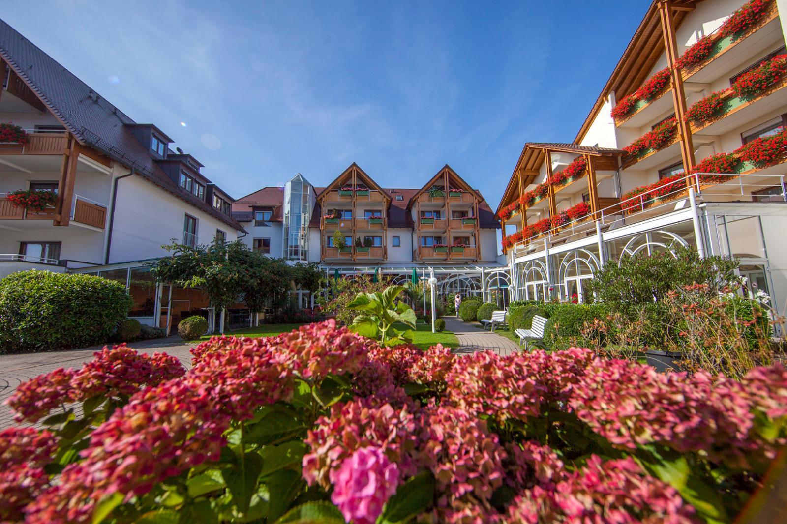Bild zum Wellness-Angebot Krone-Halbpension Bodensee-Sommer