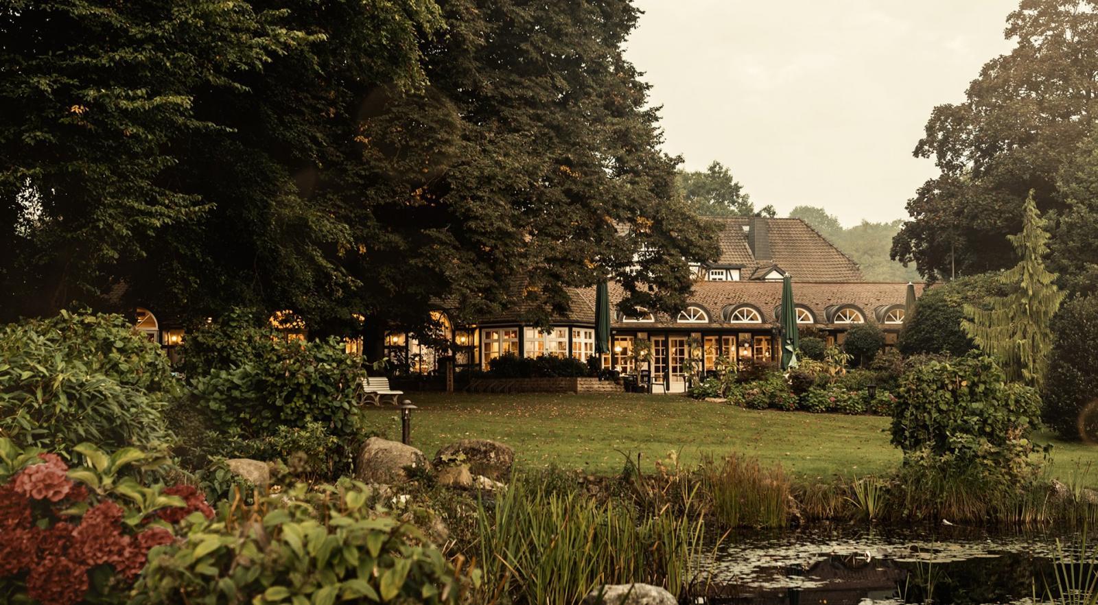 Klimakur: Foto vom Wellnesshotel Romantik Hotel Bösehof | Wellness Niedersachsen