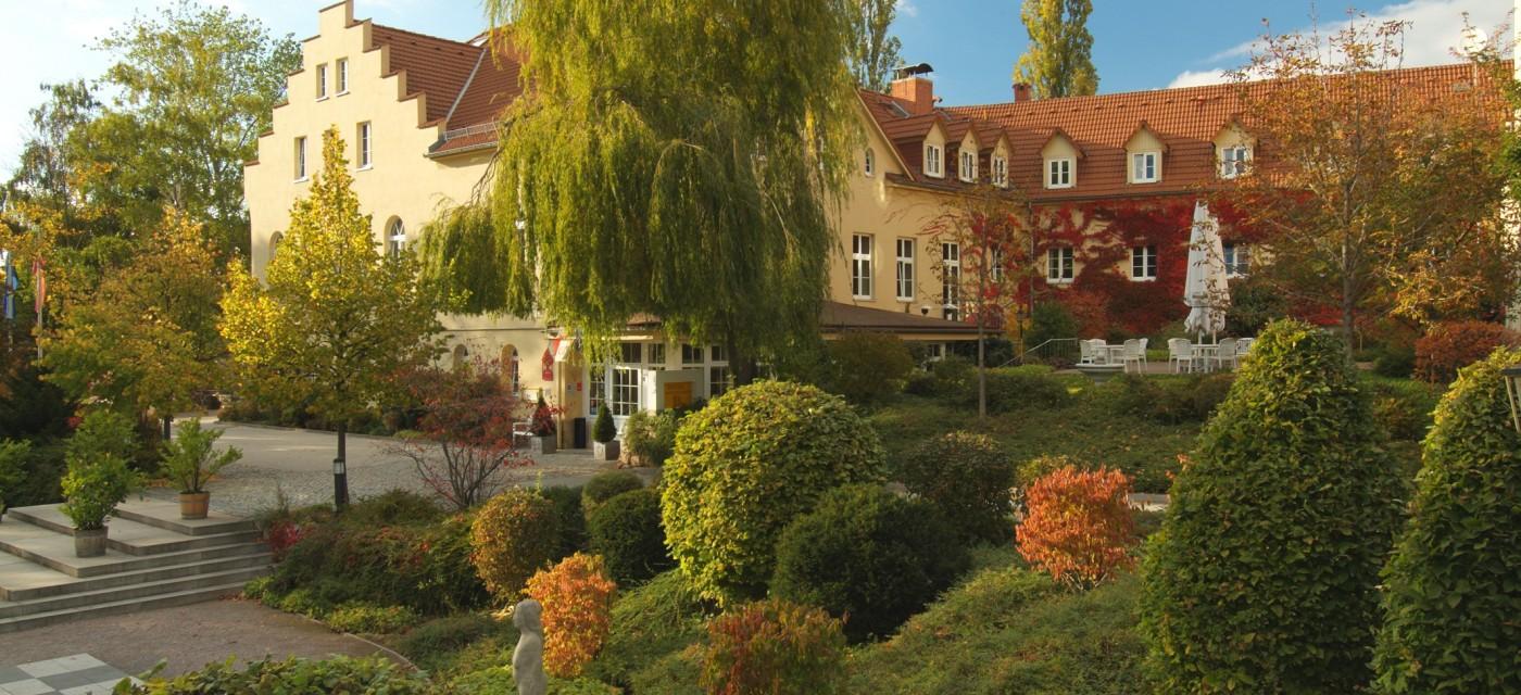 Romantik Hotel Dorotheenhof Weimar Bilder | Bild 1