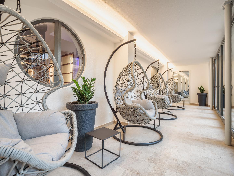 SPA: Foto vom Wellnesshotel Romantik Hotel Hirschen ****S | Wellness Bayern