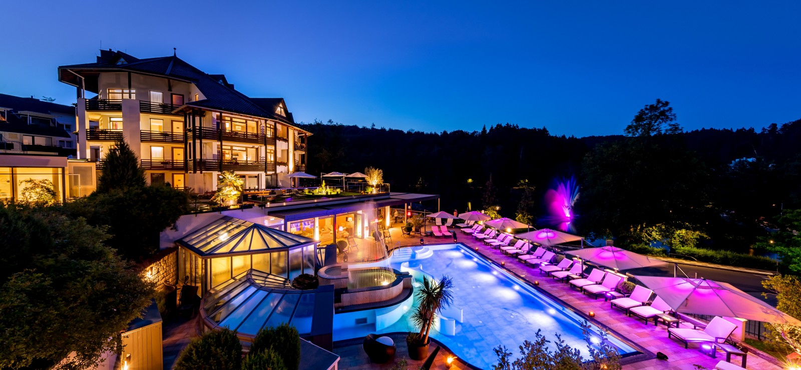 Romantischer Winkel - Spa & Wellness Resort Bilder | Bild 1