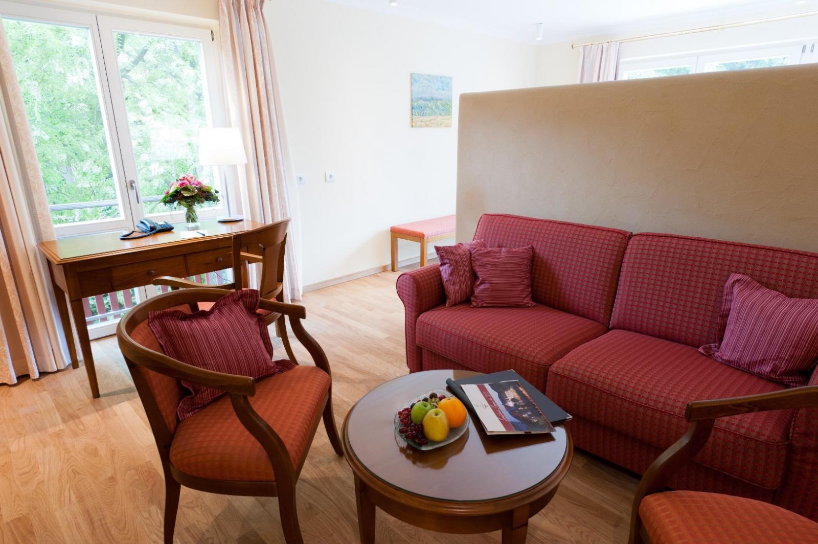 landhaus zu den rothen forellen ilsenburg hotelbewertung. Black Bedroom Furniture Sets. Home Design Ideas