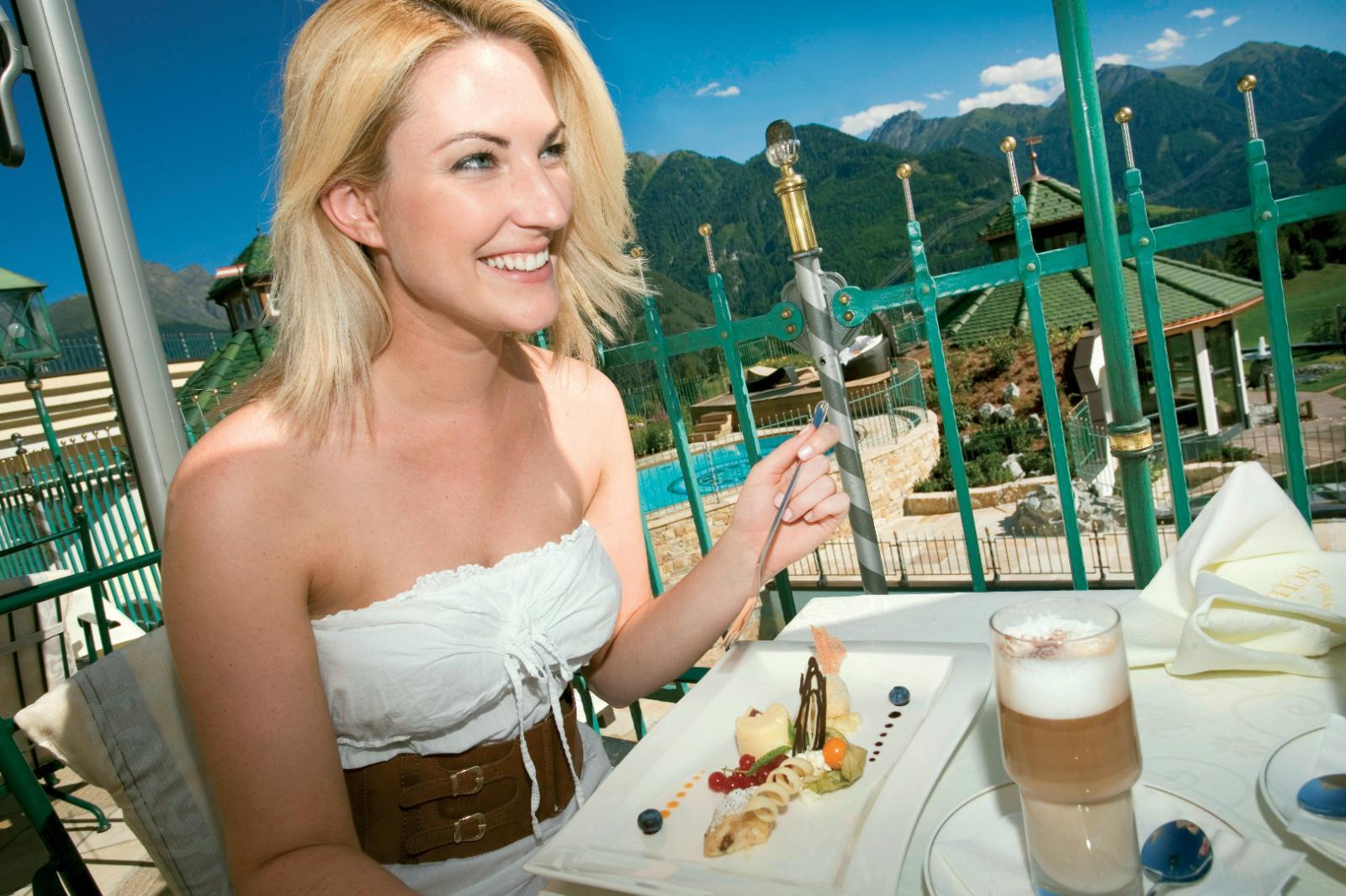 Ohrakupunktur: Foto vom Wellnesshotel Wellness-Residenz Schalber   Wellness Tirol