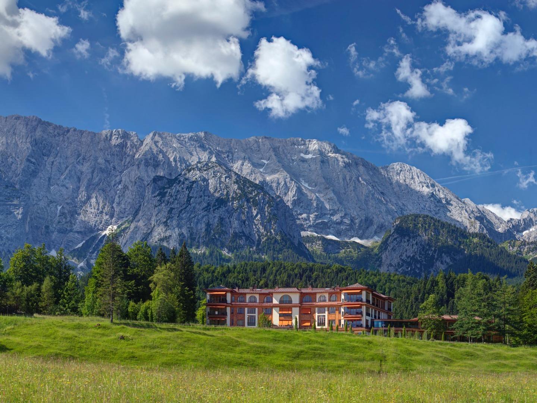 Bild zum Wellness-Angebot Schloss Elmau Experience