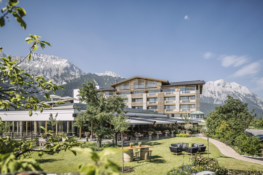Wellnesshotel Alpenresort Schwarz | Mieming