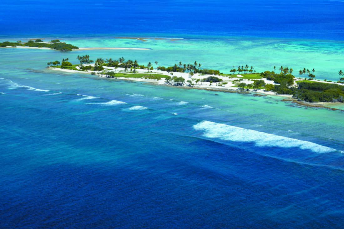 Farb-Therapie: Foto vom Wellnesshotel Shangri-La Villingili Resort & Spa | Wellness Addu Atoll