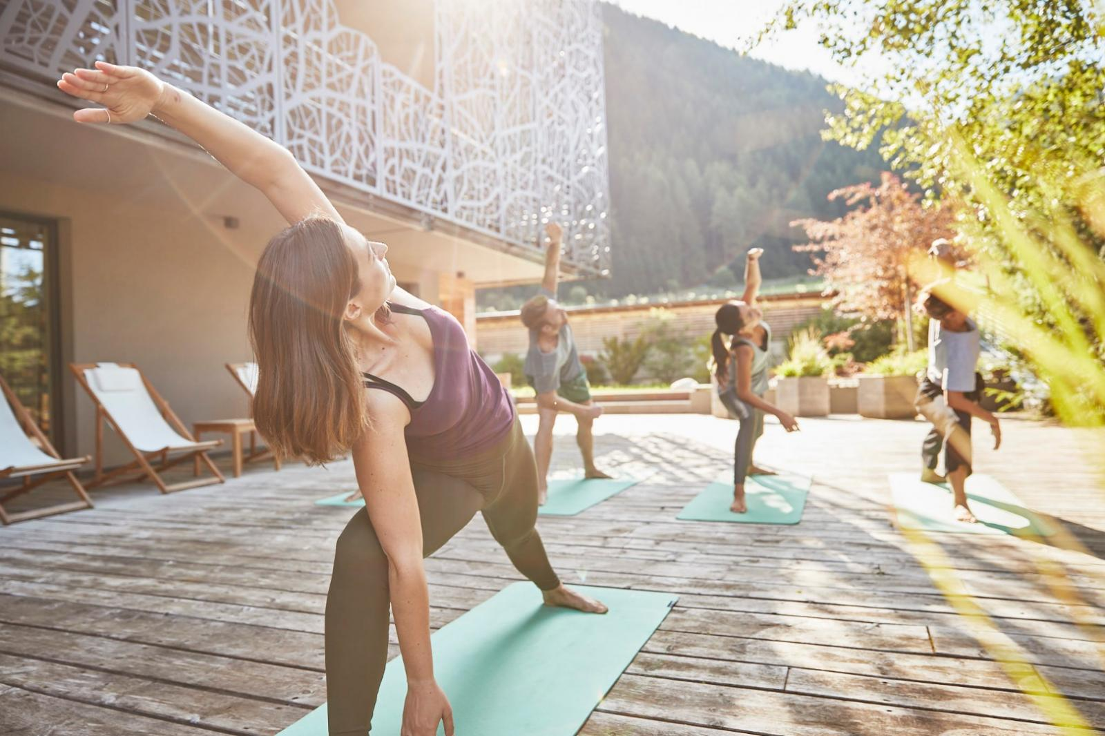 Medizinische Bäder: Foto vom Wellnesshotel SILENA, the soulful hotel | Wellness Südtirol