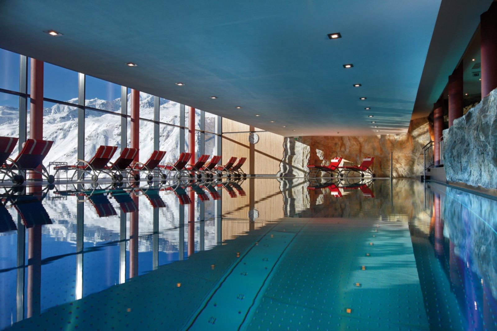 Ozontherapie: Foto vom Wellnesshotel Ski- & Golfresort Hotel Riml | Wellness Tirol