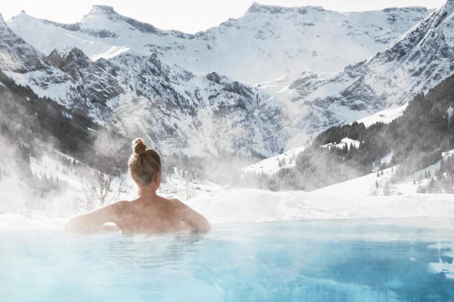 The Cambrian Hotel Adelboden & SPA