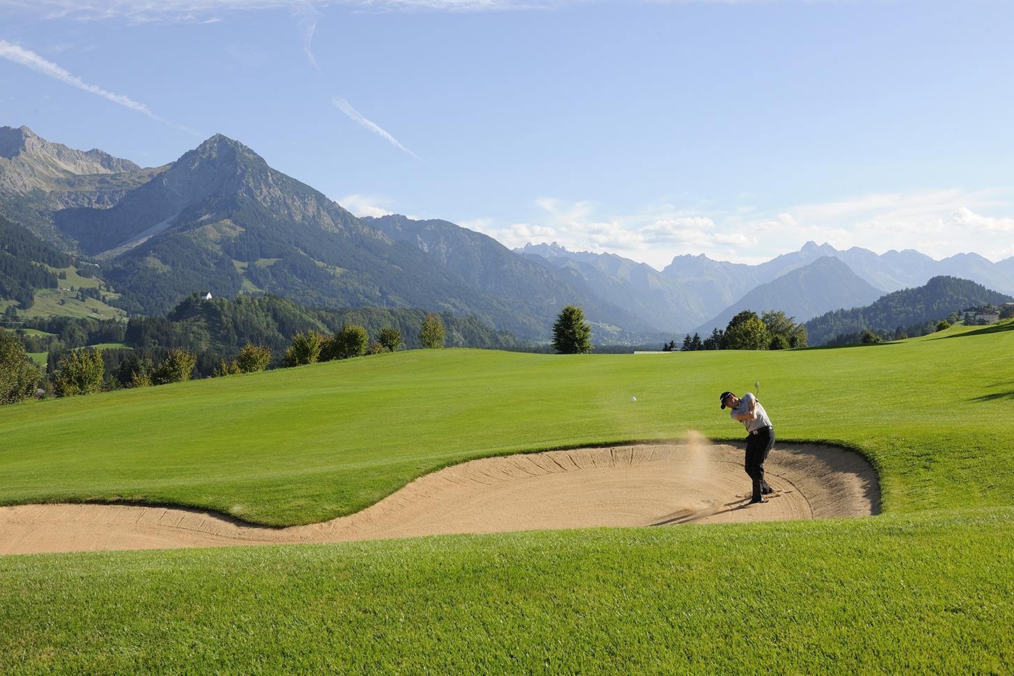 Bild zum Wellness-Angebot Golf & Wellness