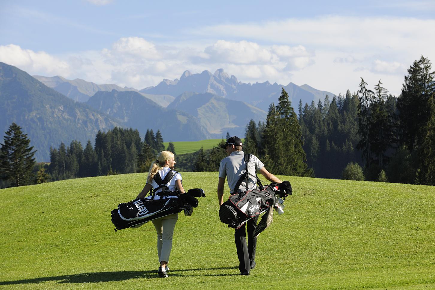 Bild zum Wellness-Angebot Golfverliebt