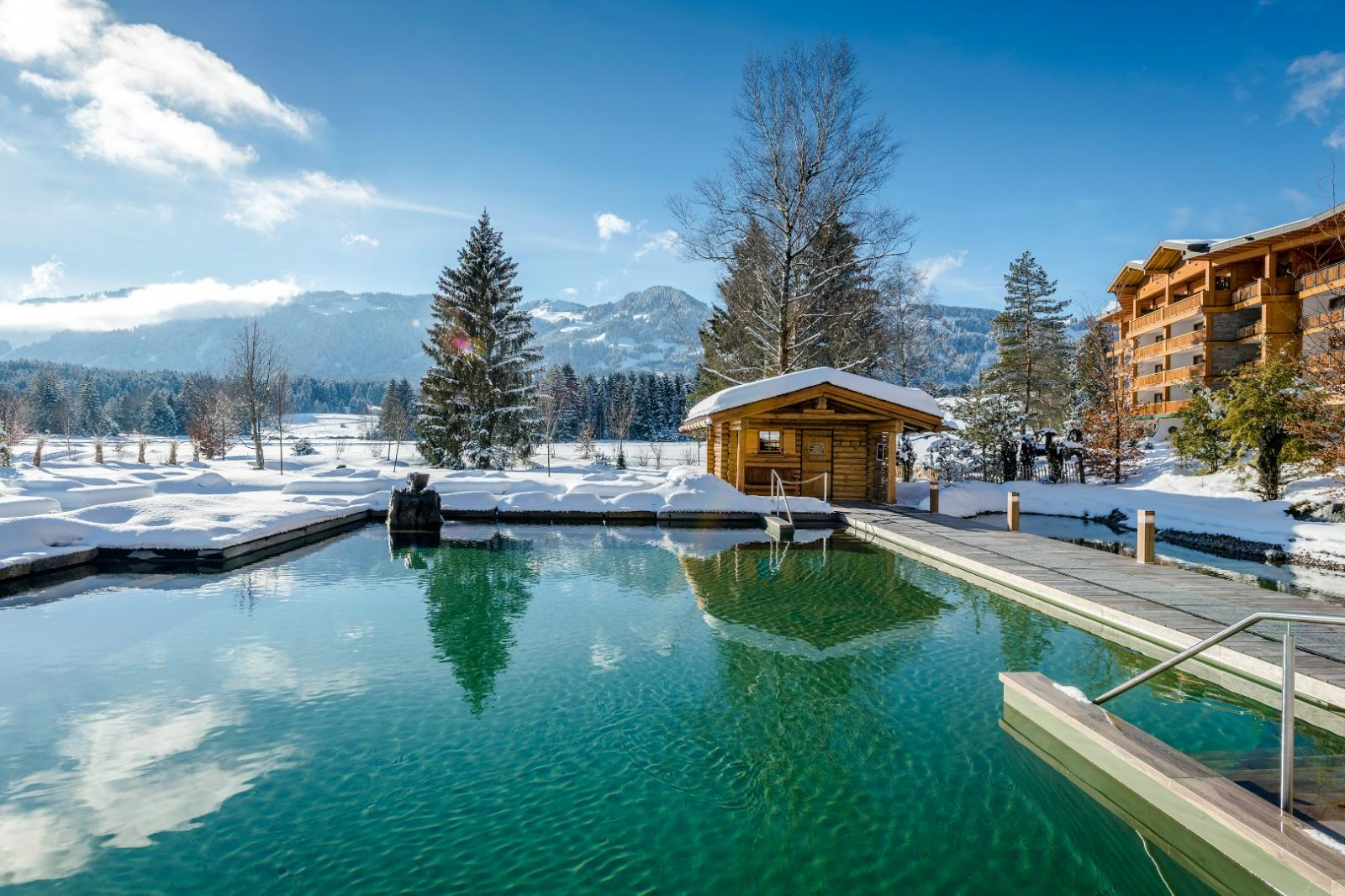 Bild zum Wellness-Angebot Alpine Wellness – Winter