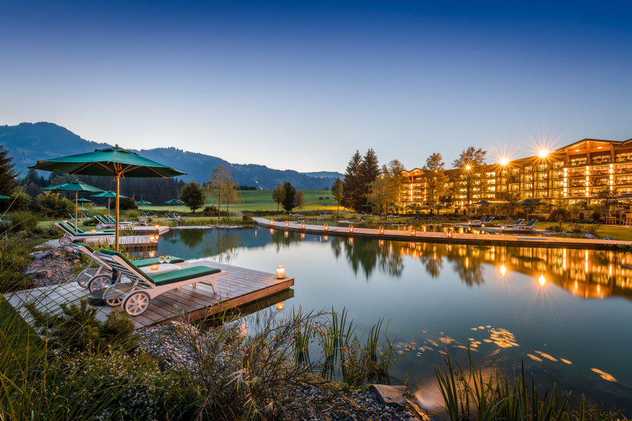 Sonnenalp Resort-Spa-Golf