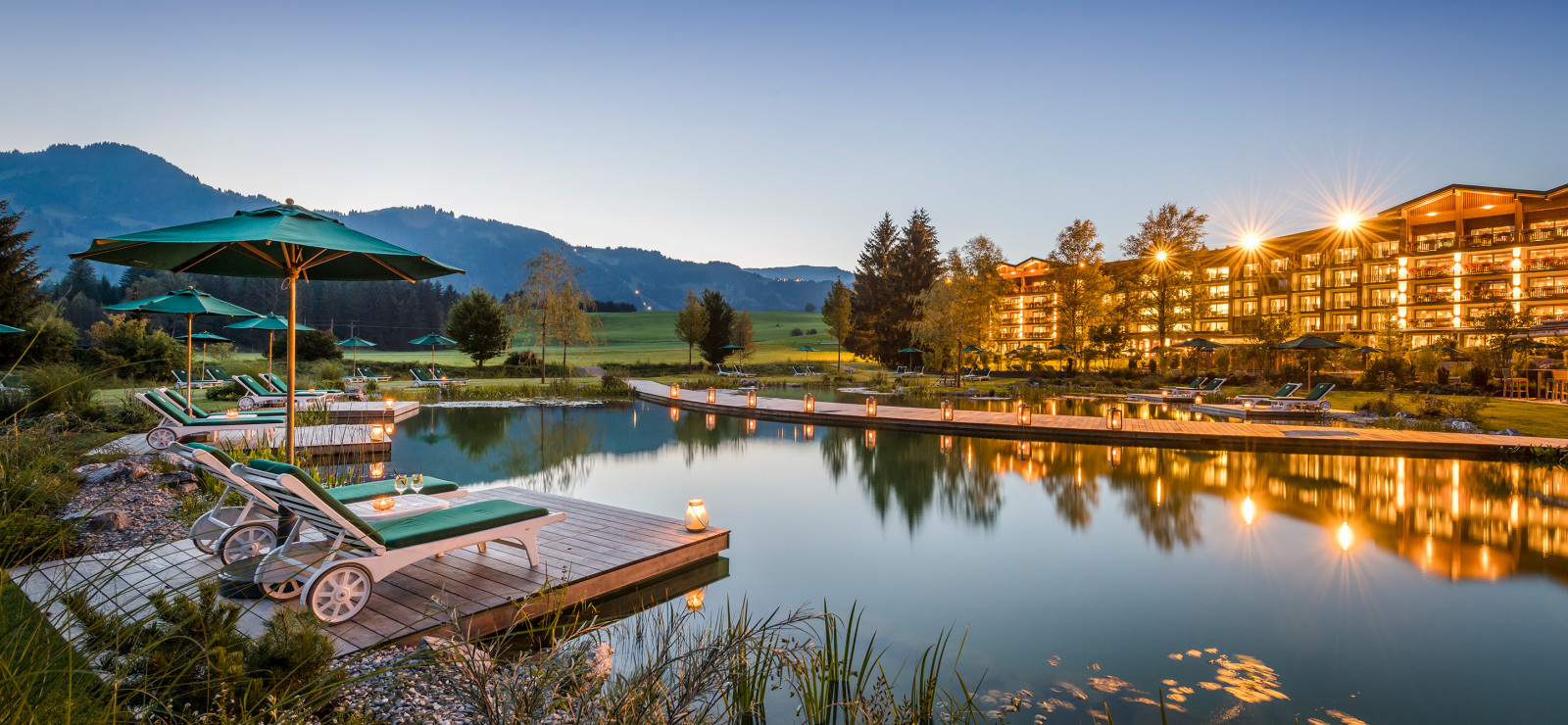 Wellnesshotel Sonnenalp Resort-Spa-Golf | Ofterschwang