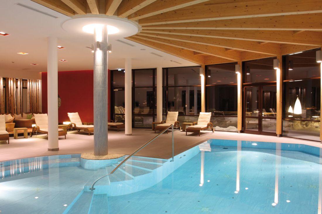 Spa Hotel Zedern Klang In Hopfgarten Defereggental