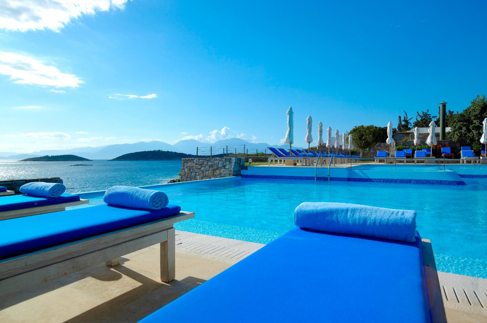 Hotel St Nicolas Bay Kreta