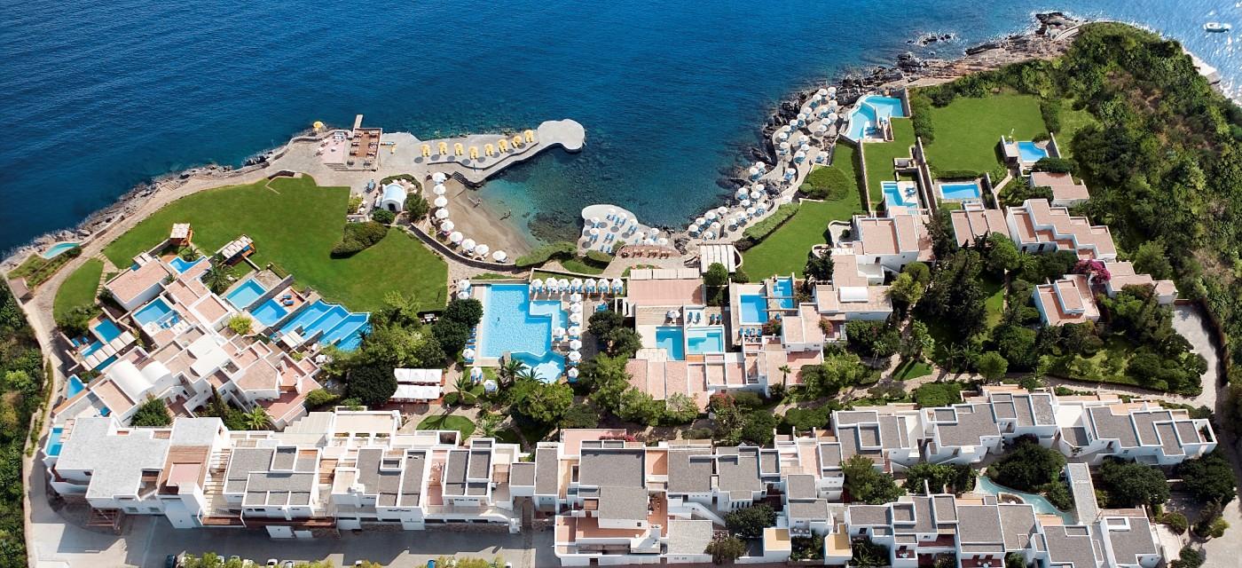 Wellnesshotel St. Nicolas Bay Resort Hotel & Villas | Aghios Nikolaos
