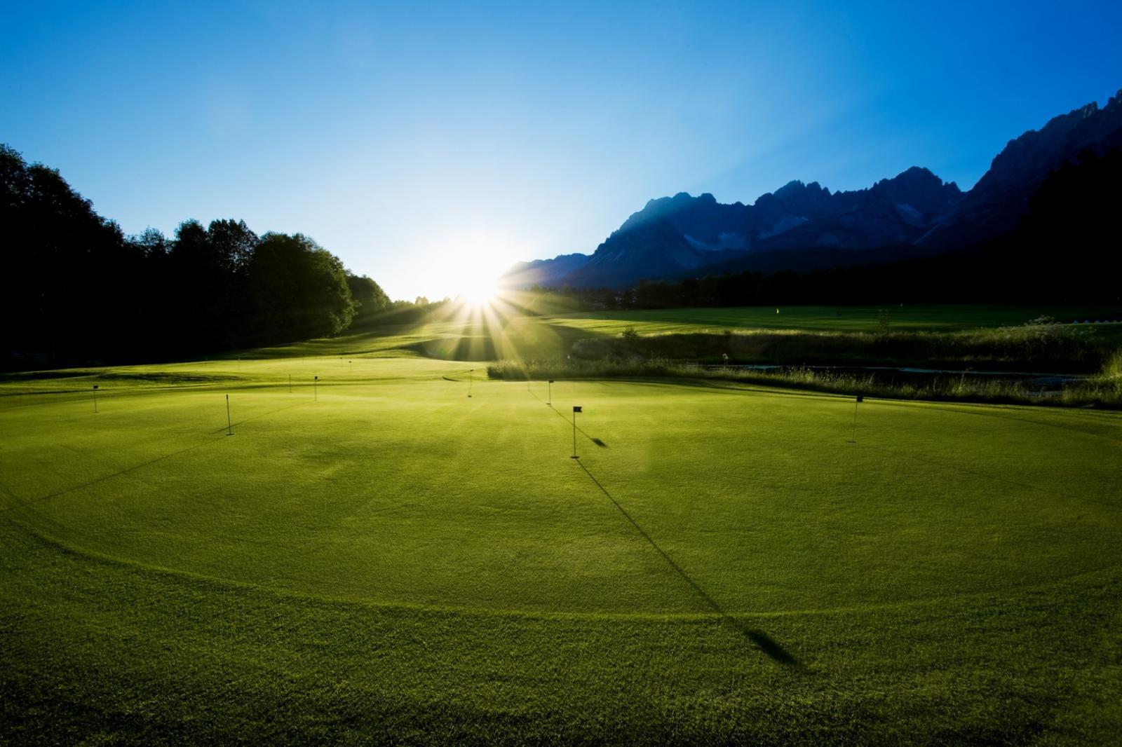 Bild zum Wellness-Angebot Golf Unlimited