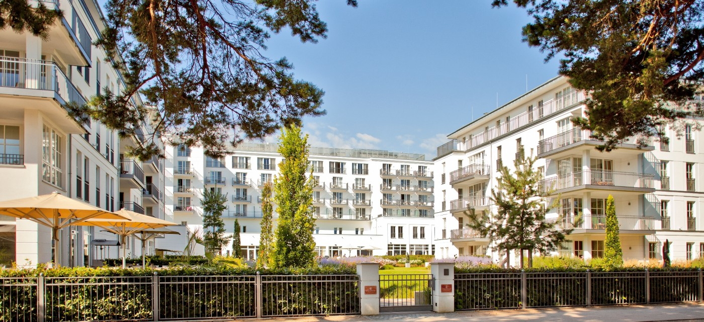 Wellnesshotel Steigenberger Grandhotel and Spa Heringsdorf | Heringsdorf
