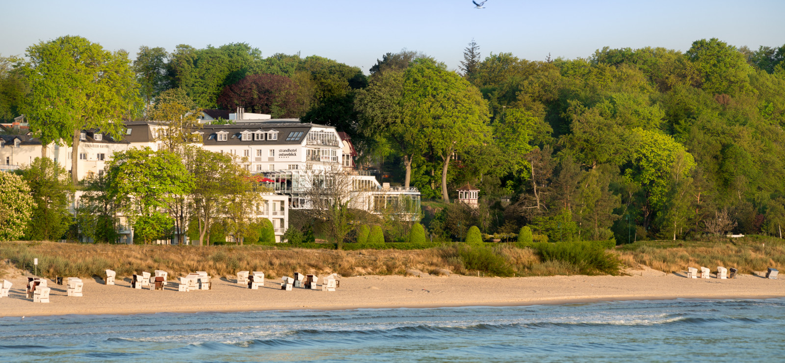 Strandhotel Ostseeblick Bilder | Bild 1