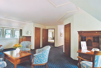 Romantik hotel stryckhaus willingen im hochsauerland for Hotel mit whirlpool im zimmer hessen