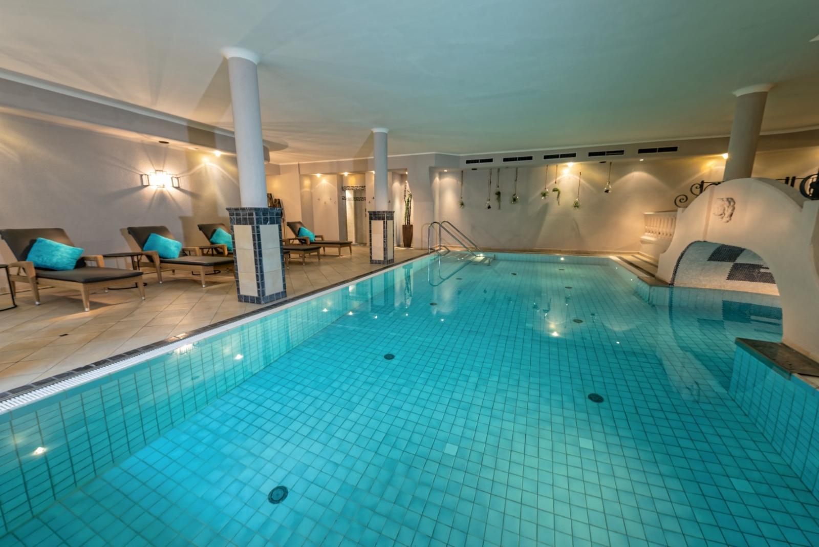 Udvarthana: Foto vom Wellnesshotel Alpin Resort Stubaier Hof ****   Wellness Tirol