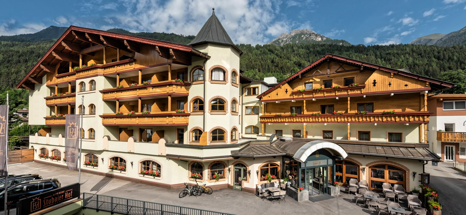 Alpin Resort Stubaier Hof **** Bilder | Bild 1