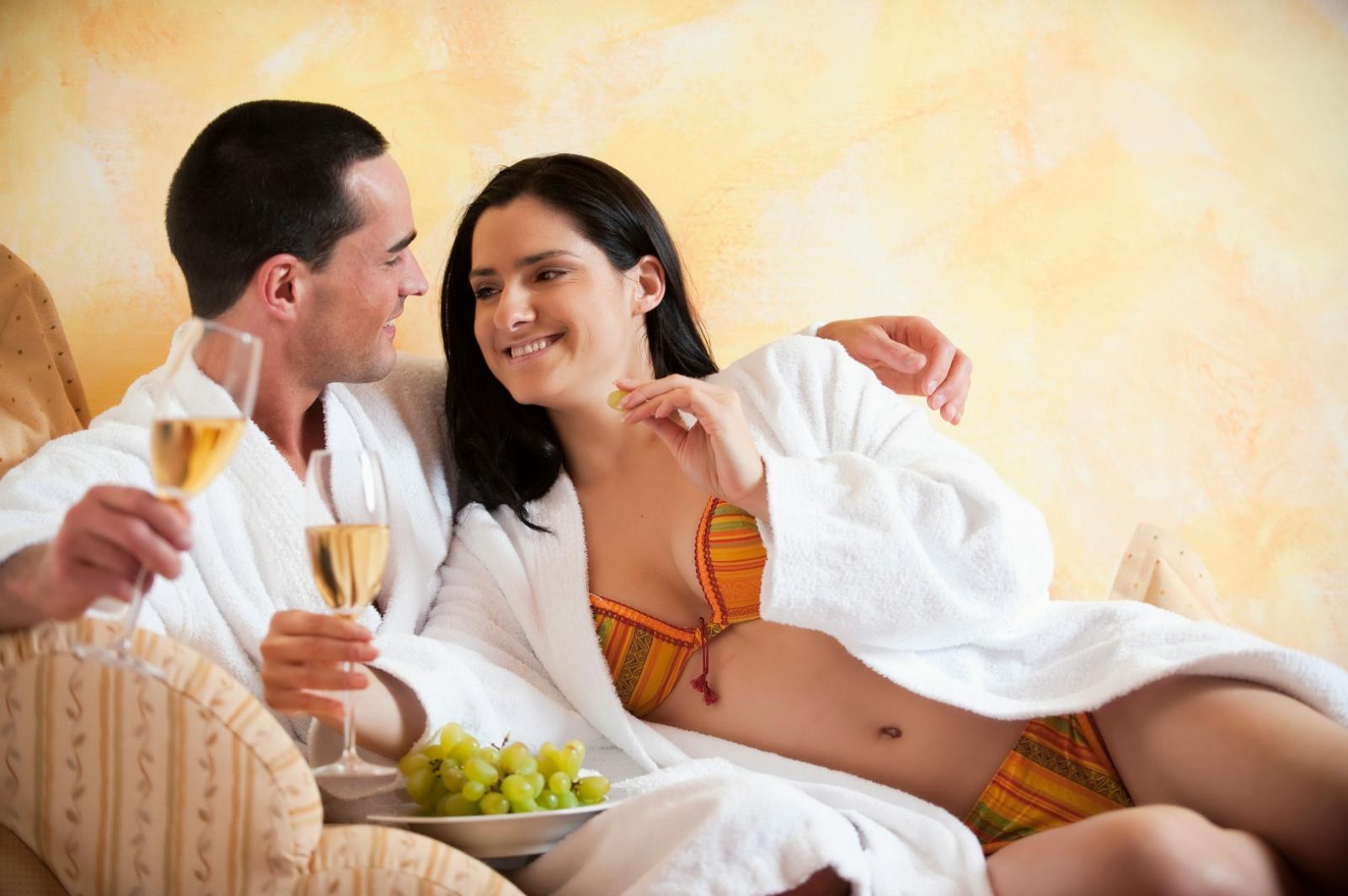 Bild zum Wellness-Angebot Flittertage für zwei Verliebte...