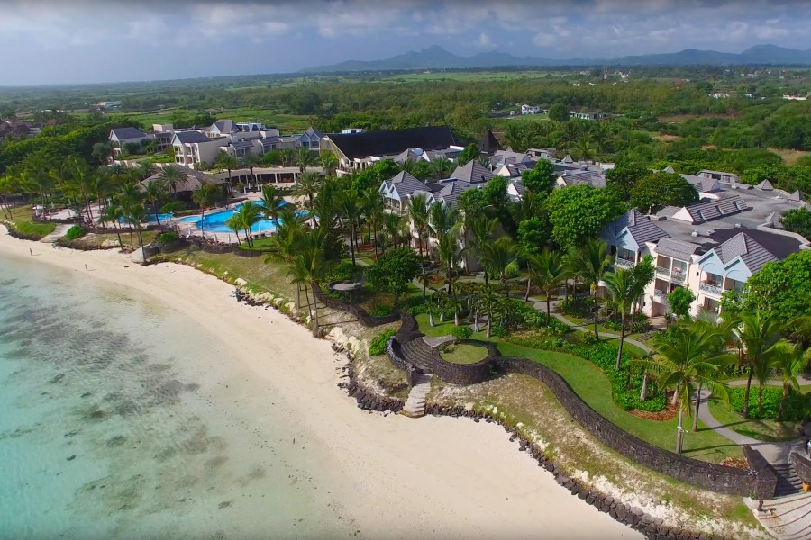 Neues Wellnesshotel: The Residence Mauritius | Belle Mare
